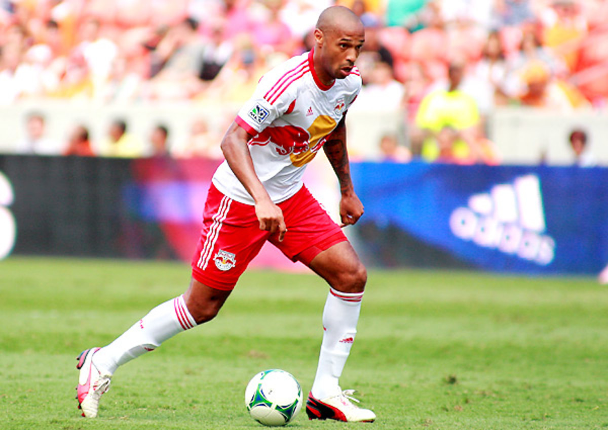 Two other international star DPs got their MLS titles. It's time for Henry to step up for his.