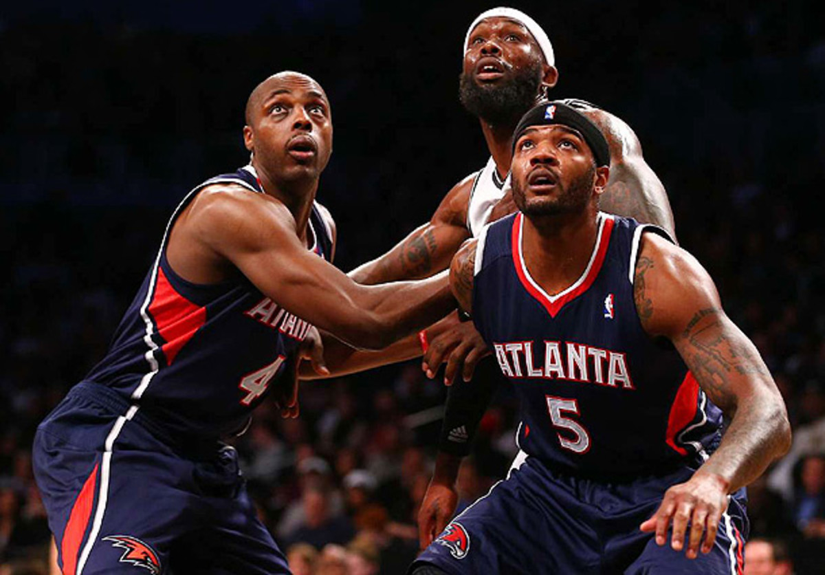 Josh Smith has been the subject of several trade rumors