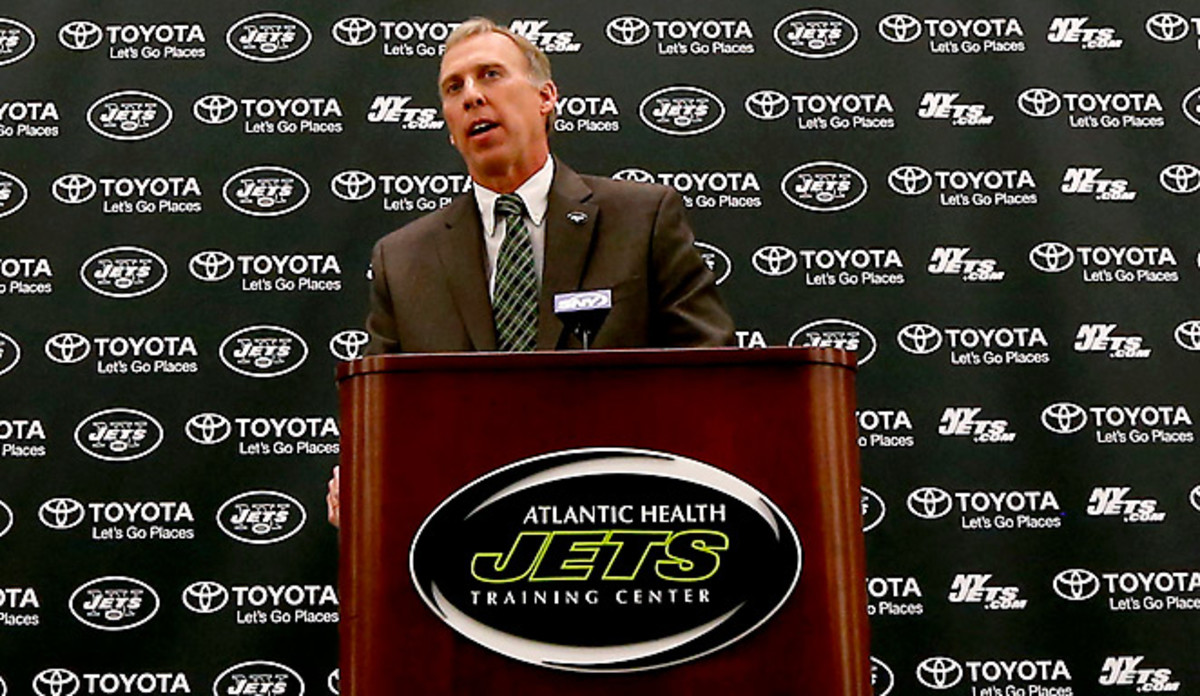 New Jets GM John Idzik is the most recent member of the mid-90s Bucs front office to get a top personnel job.