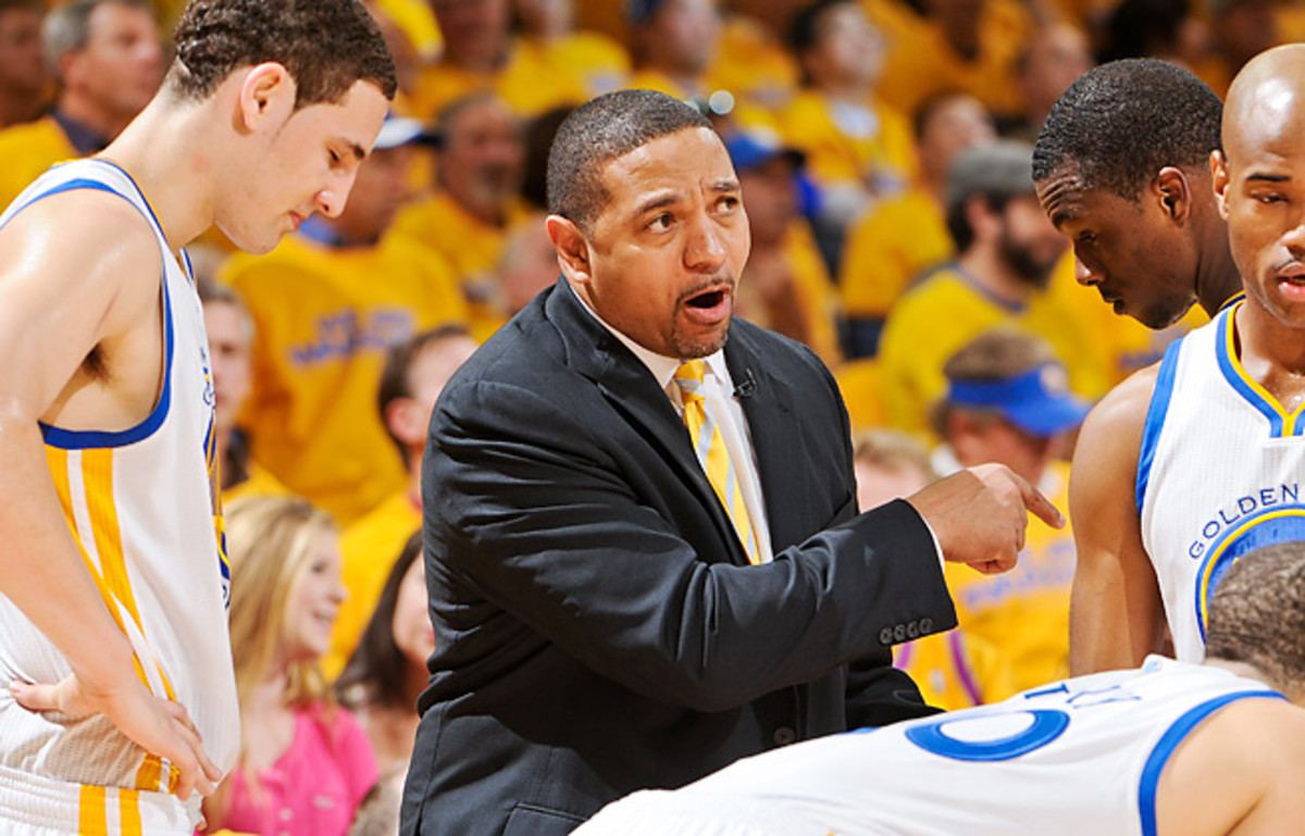 Mark Jackson led the Warriors to a 47-35 record and into the second round of the playoffs in '13-14.