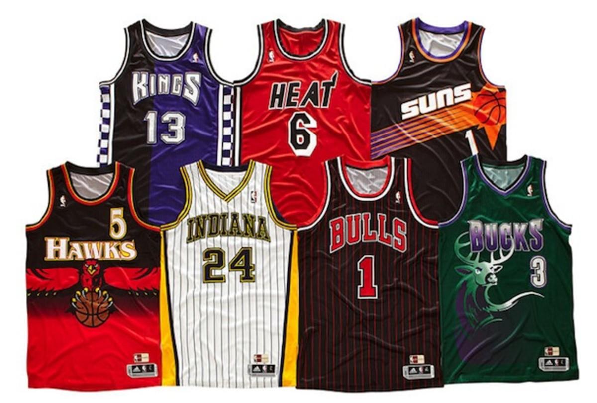Pacers, Heat, Bulls among teams set to wear throwback jerseys ...