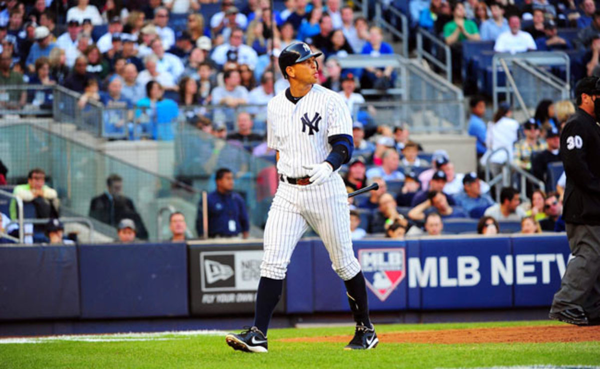 Alex Rodriguez is the highest paid player in baseball for the 13th year in a row.