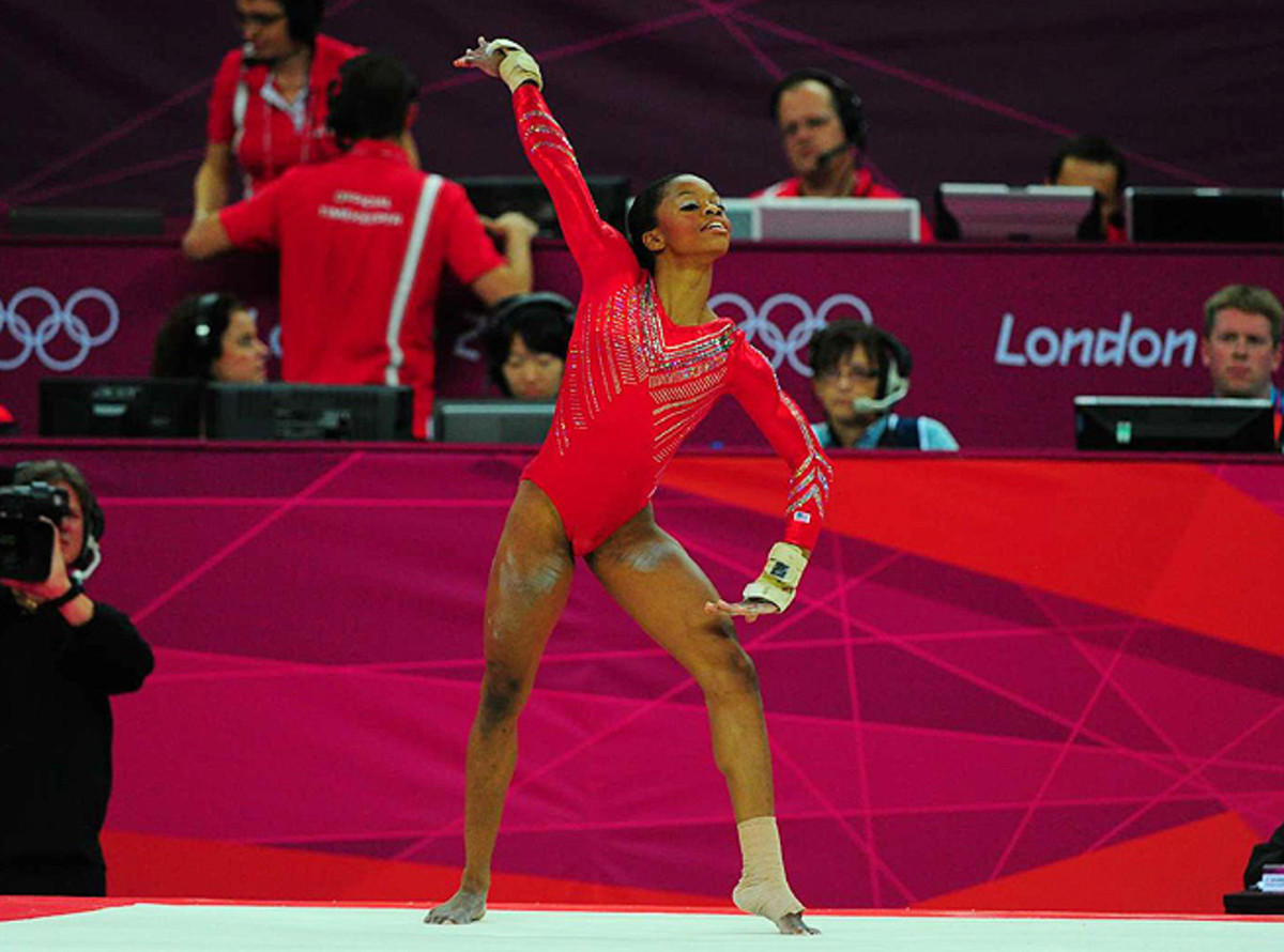 Under Liang Chow's guidance, Gabby Douglas won two gold medals at last summer's London Olympics.