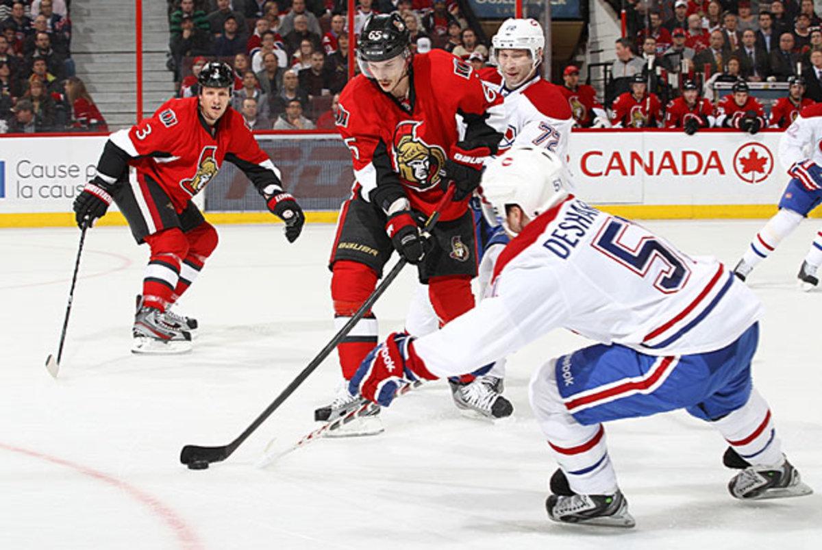 Erik Karlsson's return gives the Ottawa Senators offense a new look.