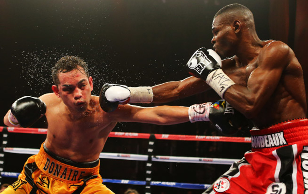 Rigondeaux vs donaire betting odds best horse betting system
