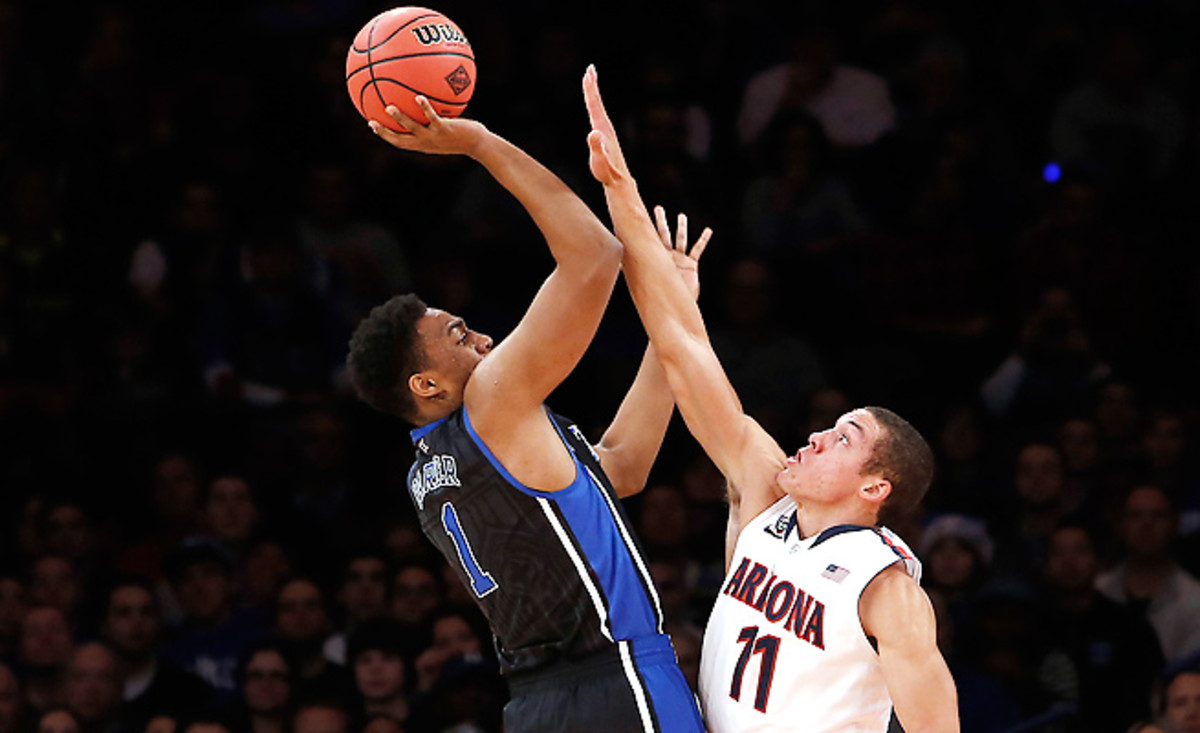 Aaron Gordon's defense and hustle are elite, but he sorely lacks a threatening mid-range jumper.