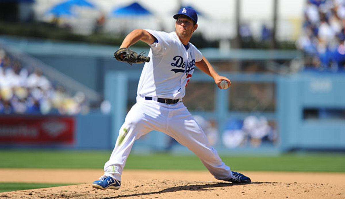 Clayton Kershaw is making a strong bid for his second NL Cy Young award in the past three years.
