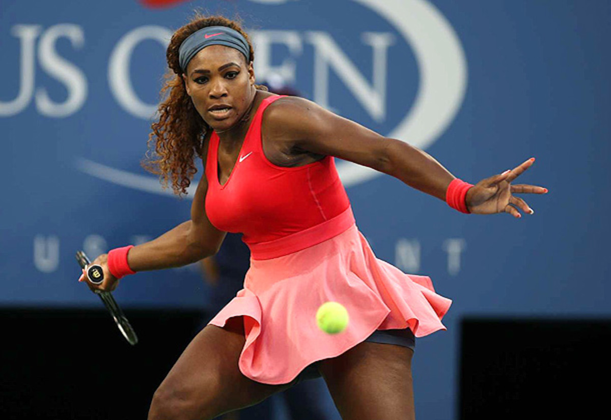 After a long summer of competition, Serena Williams has chosen to withdraw from the Pan Pacific Open. (Darren Carroll/SI)