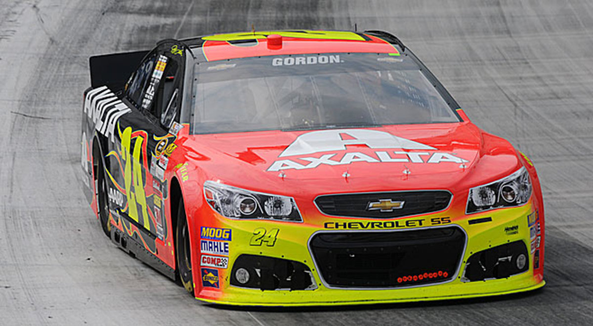 Don't look now, but Jeff Gordon is only 11 points out of a Chase berth with two races to go.