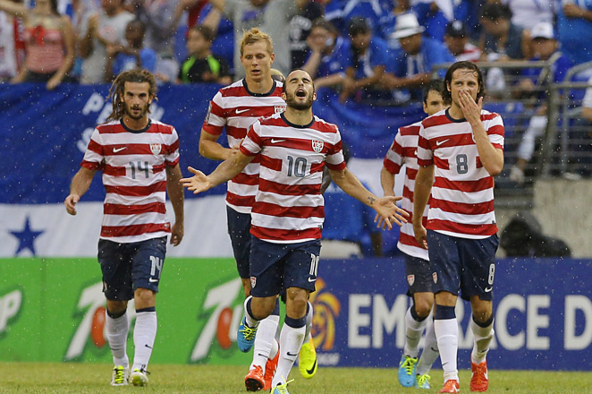 The U.S. has won nine consecutive full international games - a record for the country's national team.