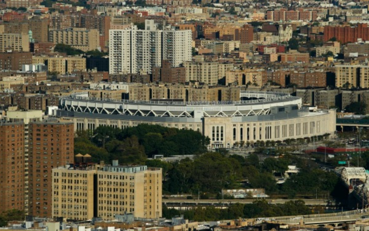 NYC FC has proposed a soccer-specific stadium near Yankee Stadium. (Getty Images)