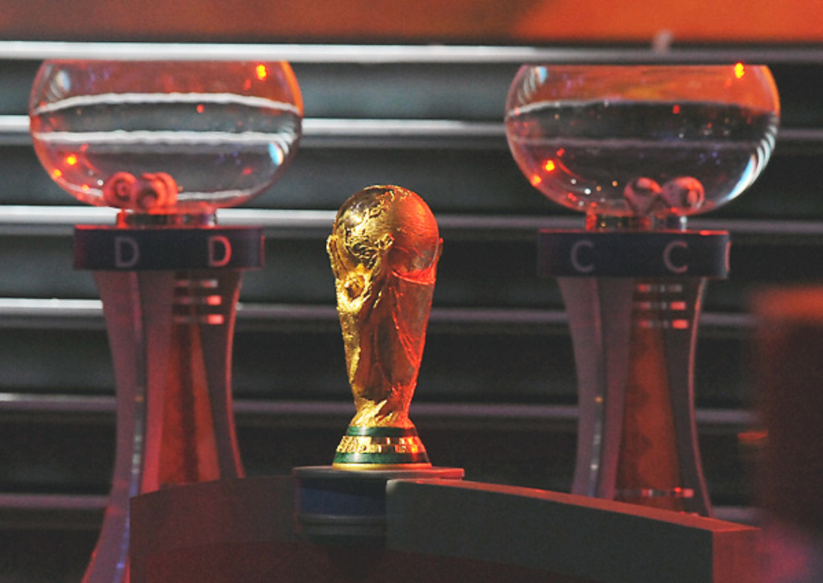 The U.S. will need lots of help to earn a top seed in FIFA's 2014 World Cup seeding.
