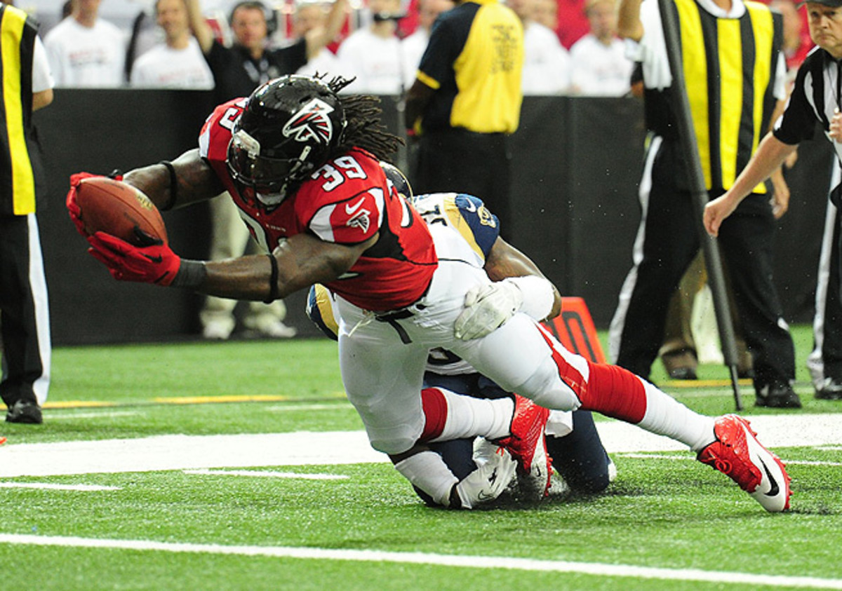 Steven Jackson could provide some relief for fantasy squads needing a quick fix at running back.