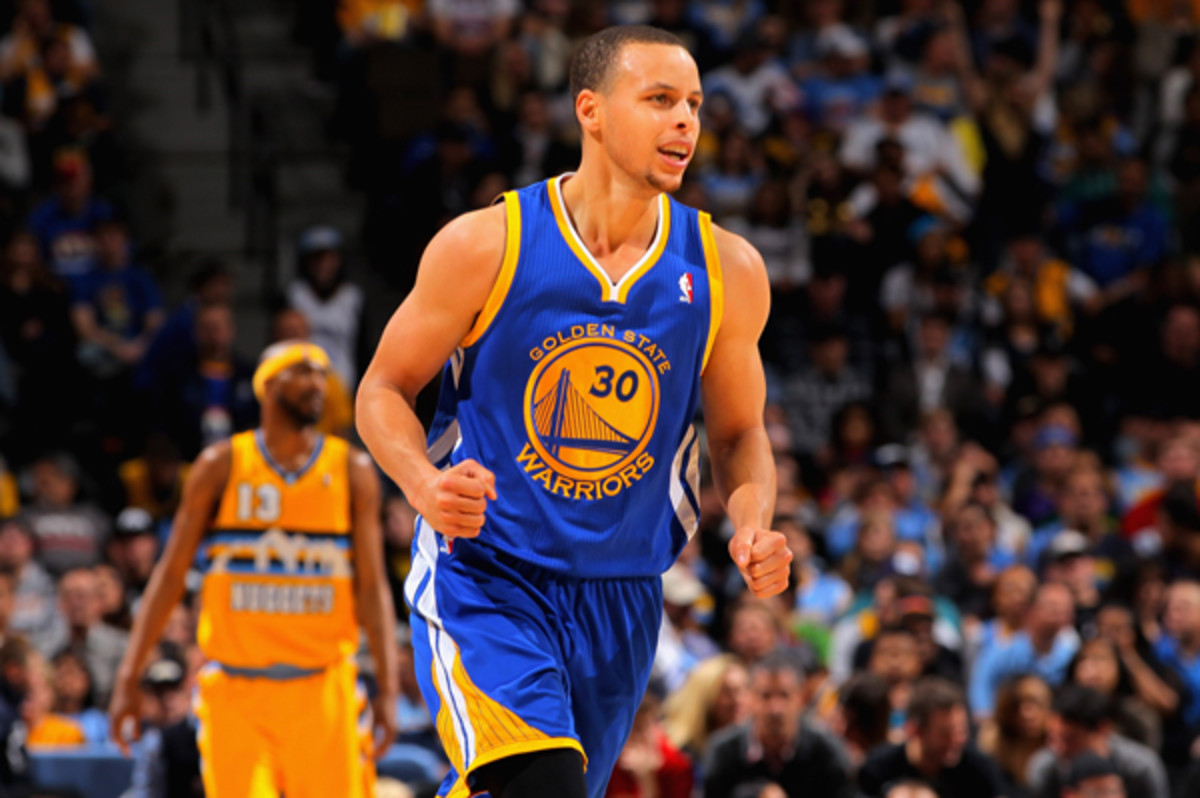 Stephen Curry Set to Return to Warriors Next Month