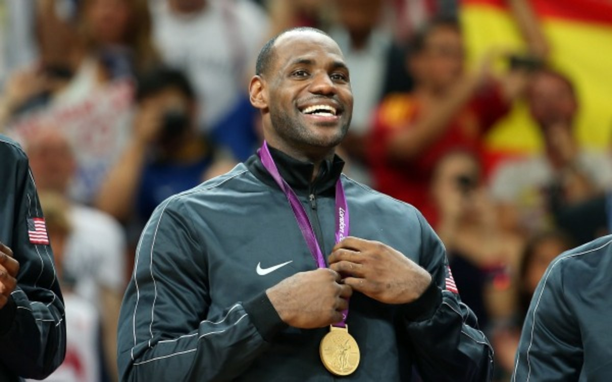 LeBron James USA Basketball career appears to be over. (Christian Petersen/Getty Images)