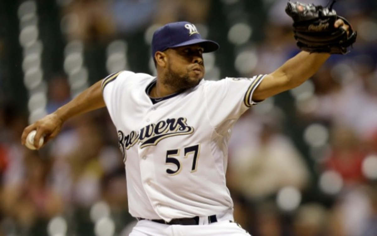 The Brewers traded Francisco Rodriguez to the Orioles (Mike McGinnis/Getty Images)