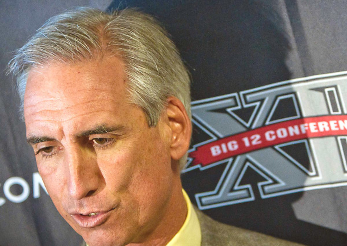 Oliver Luck was recently announced as one of the members of the College Football Playoff selection committee.