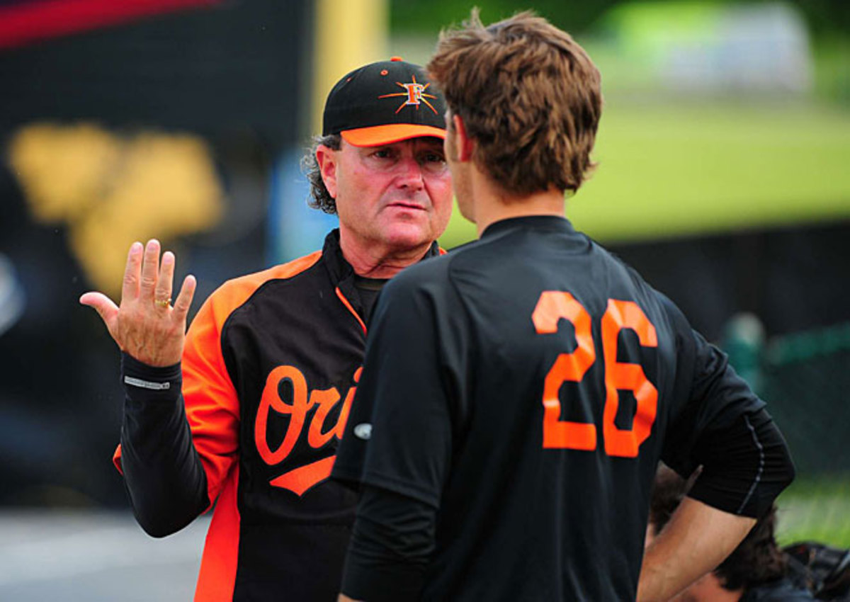 Rick Peterson, now the Orioles' director of pitching development, has long been at the forefront of pitching analytics in baseball.