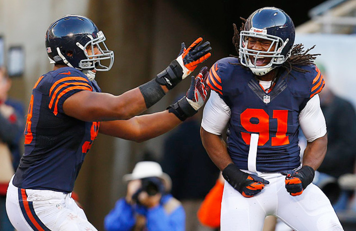 A relatively easy remaining schedule could put the Bears (6-4) in the driver's seat in the NFC North.