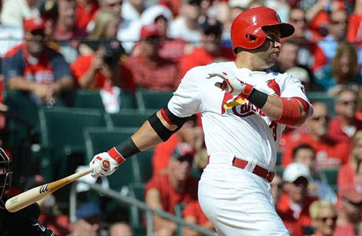Carlos Beltran, Cardinals
