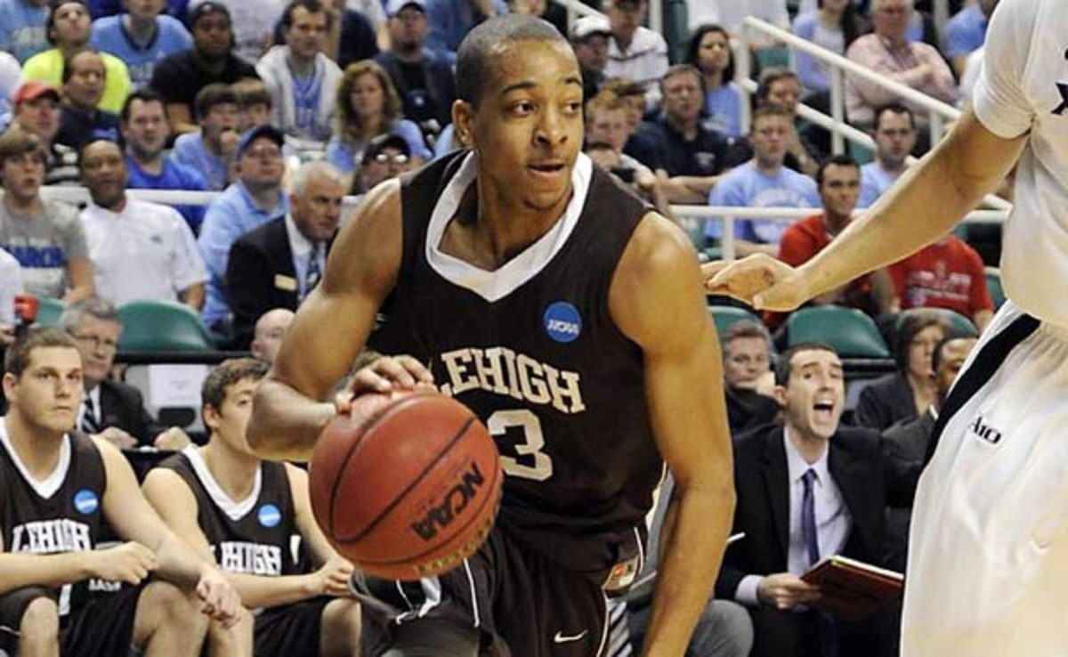 C.J. McCollum averaged 23.9 points and 2.9 assists in 12 games at Lehigh last season.