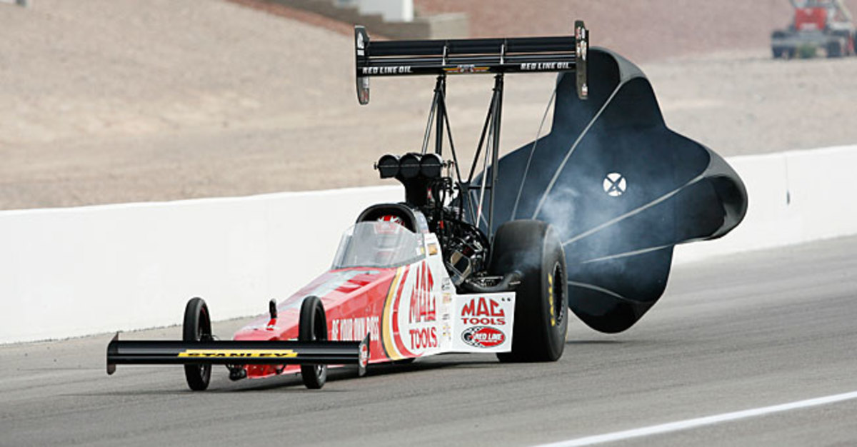 It has been three years since driver Doug Kalitta ha s tasted victory in NHRA competition.
