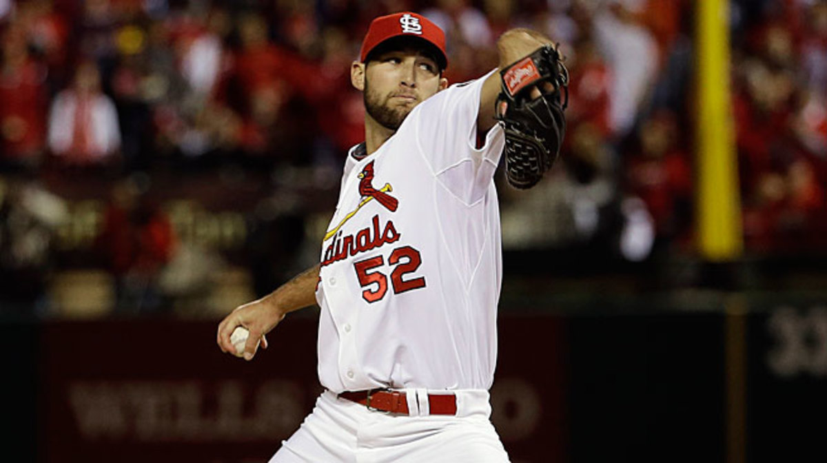 Young stars like NLCS MVP Michael Wacha have St. Louis in its fourth World Series since 2004.