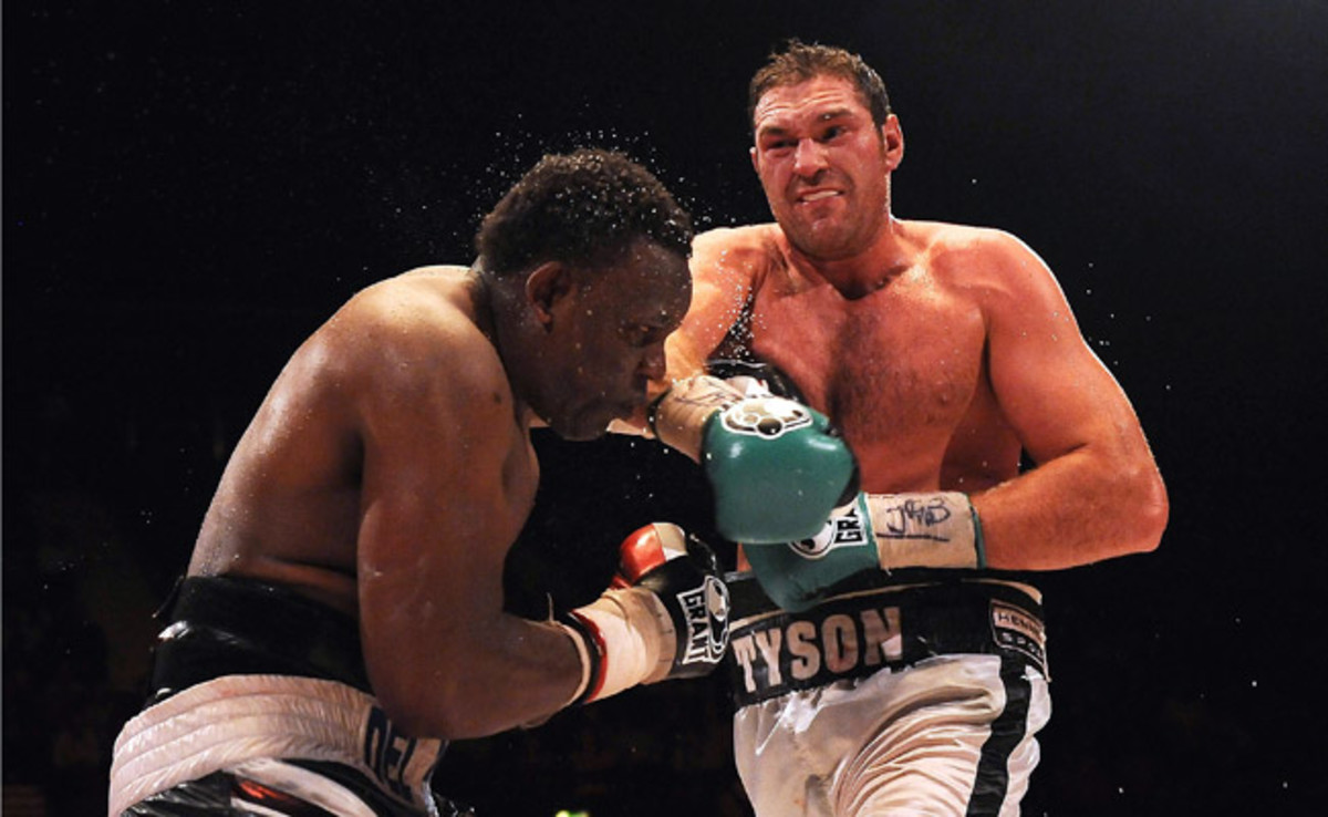 """Tyson Fury calls his upcoming fight at Madison Square Garden """"the pinnacle of my career so far."""""""