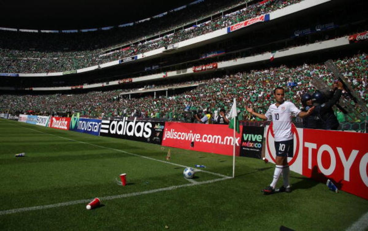 Mexico v USA - FIFA World Cup Qualifier