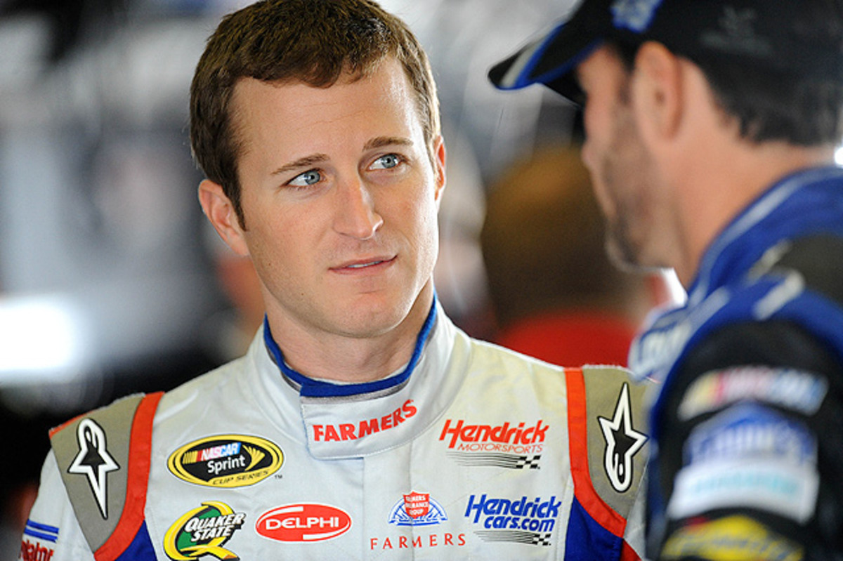 Kasey Kahne's fourth-place finish in 2012 may give him the boost and experience he needs to contend for a championship.