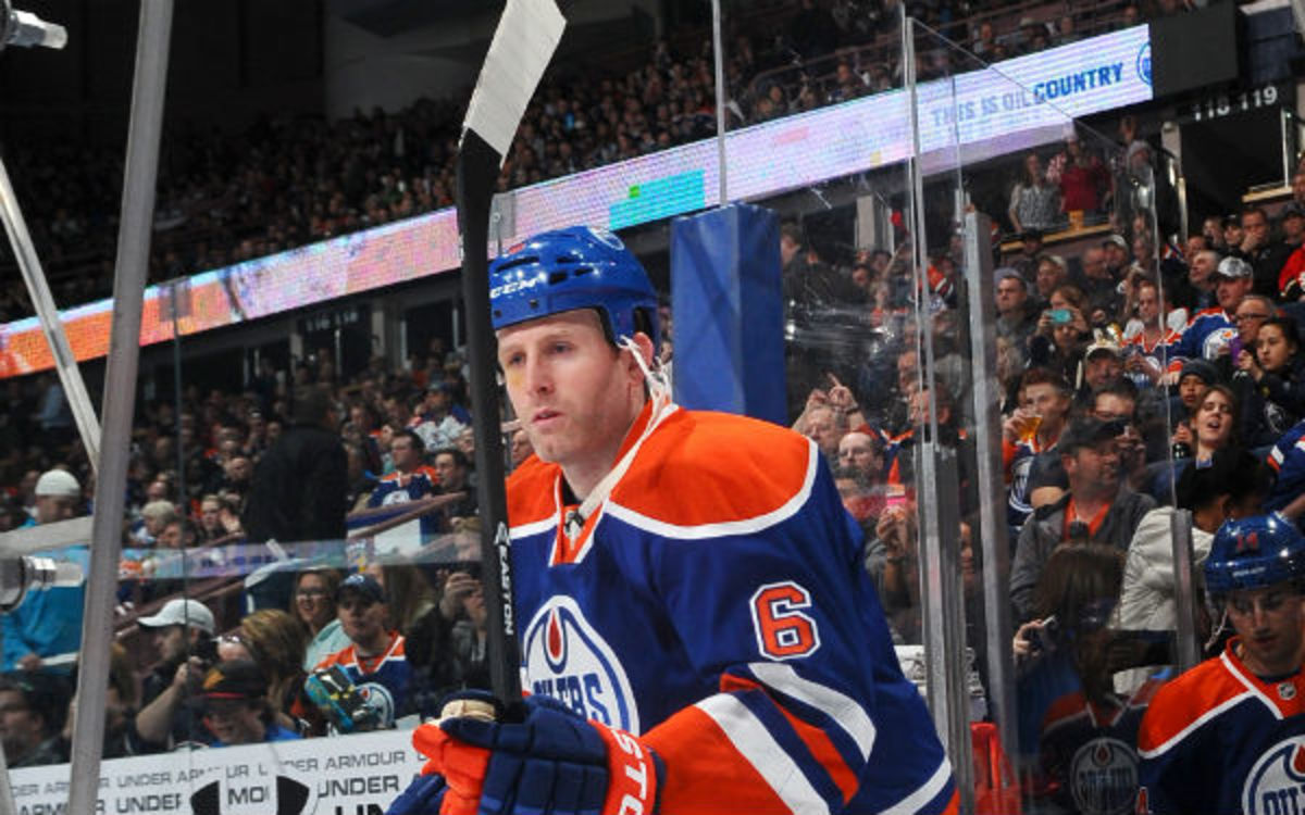 The Florida Panthers signed defenseman Ryan Whitney on Sunday. (Andy Devlin/Getty Images)