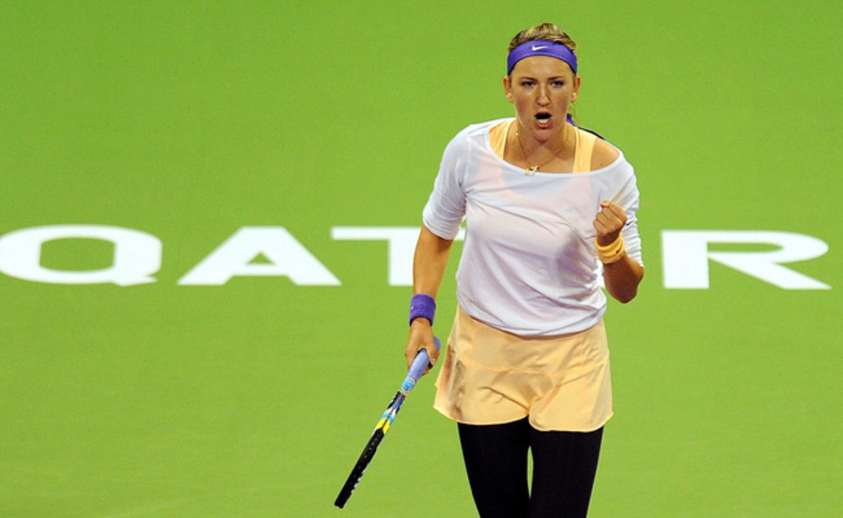 Victoria Azarenka has now won 12 of her last 15 meetings against Agnieszka Radwanska.