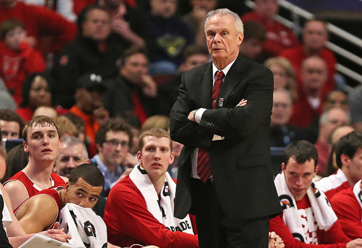 Bo Ryan hasn't led such a potent offense since he was coaching at Division III Wisconsin-Platteville.