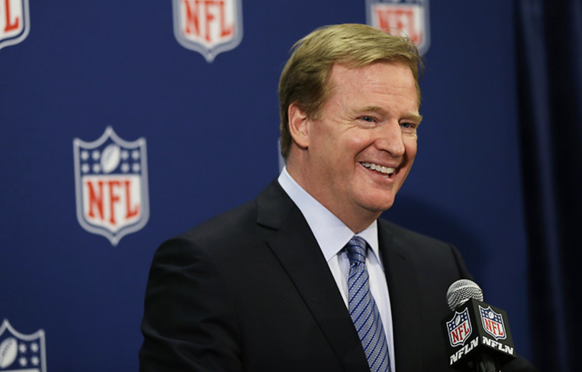 As long as he is NFL commissioner, Roger Goodell will be one of the most powerful people in sports.