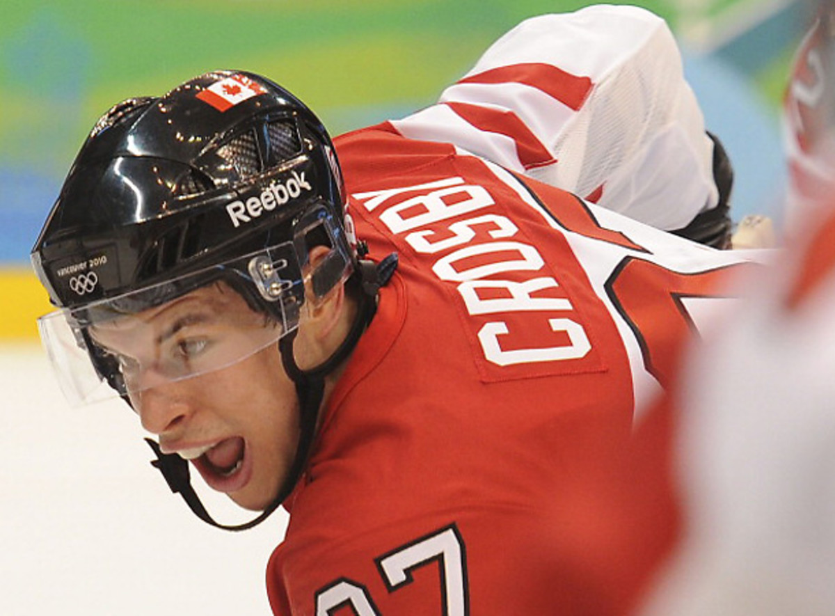 Sidney Crosby will likely anchor Team Canada once camp invitations are released. [Richard Lautens/Getty Images]