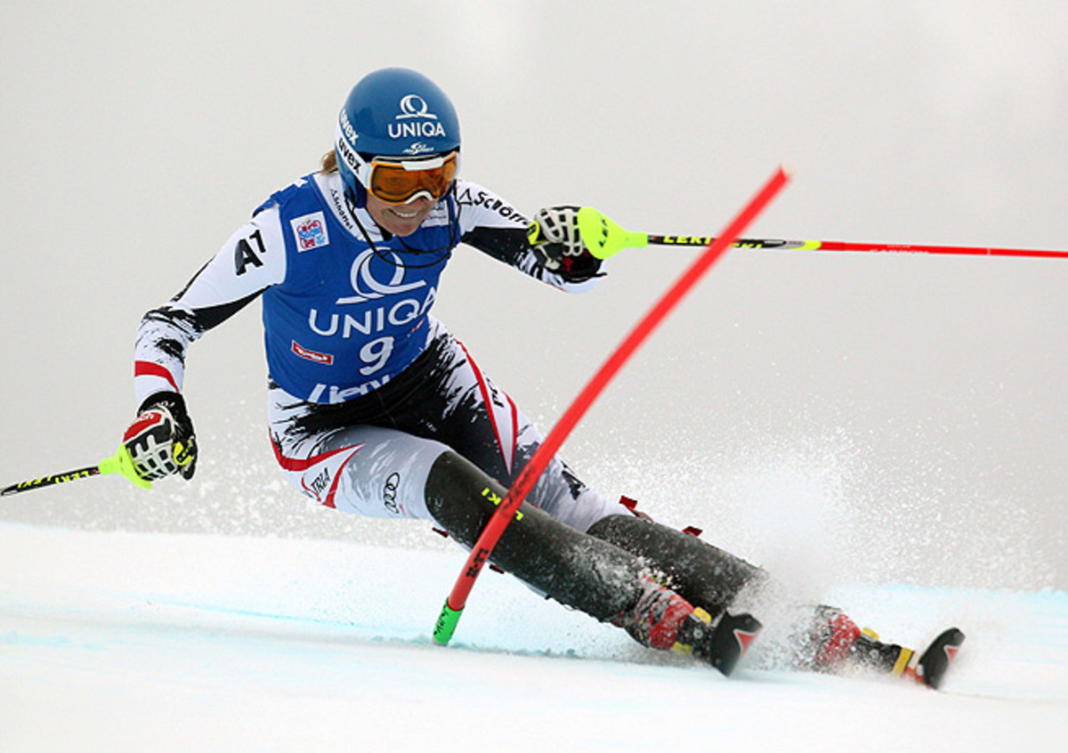 Marlies Schild cemented her place as the most dominant women's World Cup slalom skier of all time.