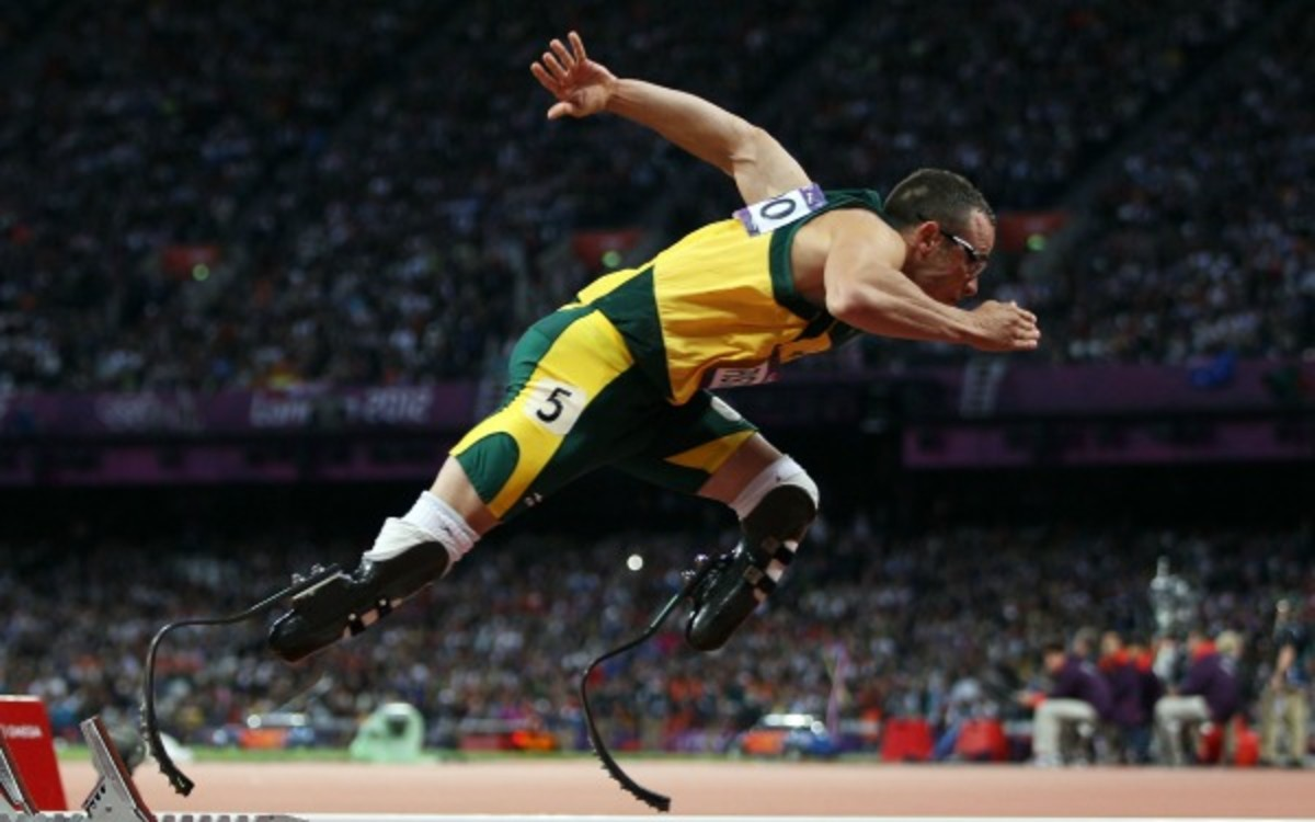 Oscar Pistorius faces further legal trouble as his March trial approaches. (Michael Steele/Getty Images)