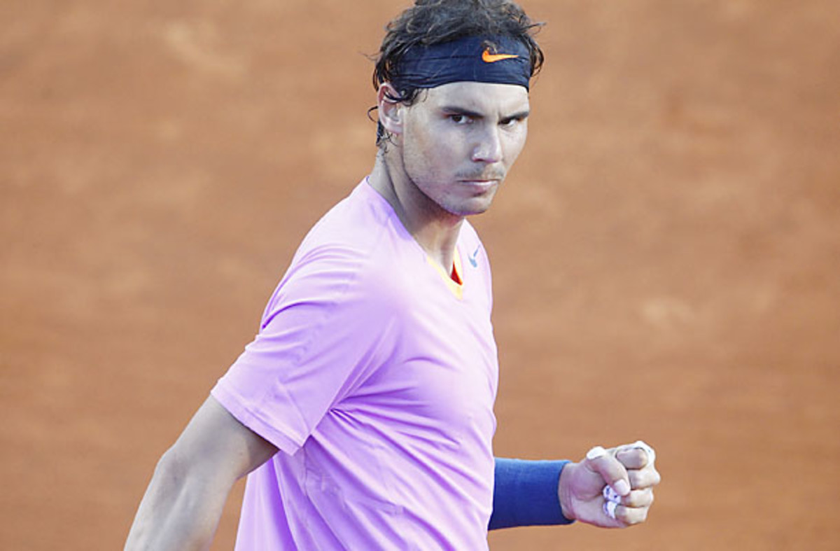 Rafael Nadal is playing in Brazil this week after his return in Chile last week. (Ignacio Iribarren/Getty Images)
