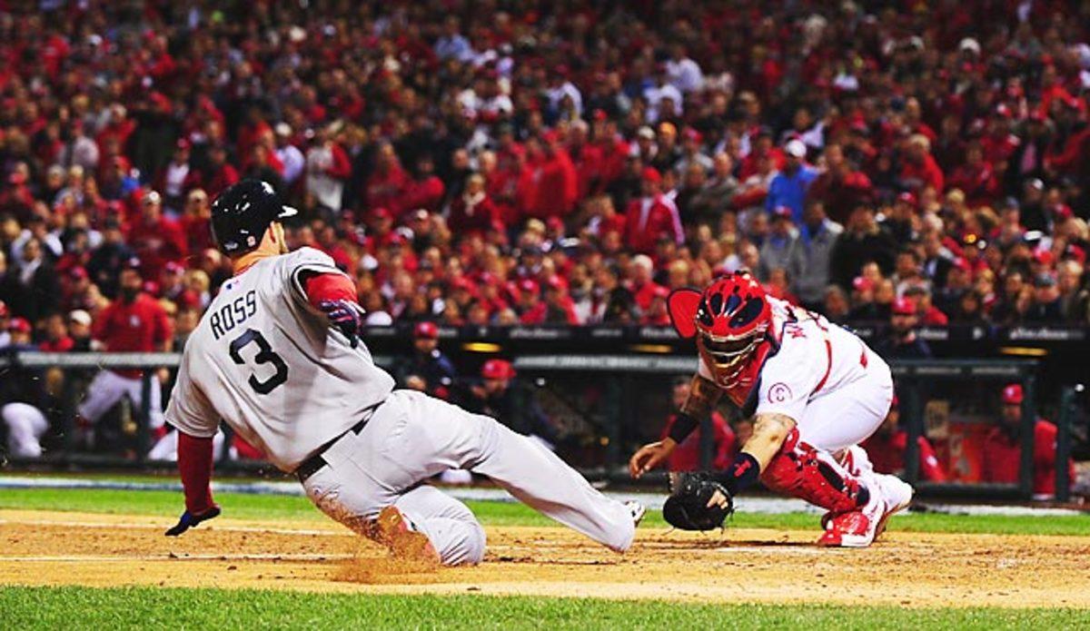 Red Sox 3, Cardinals 1