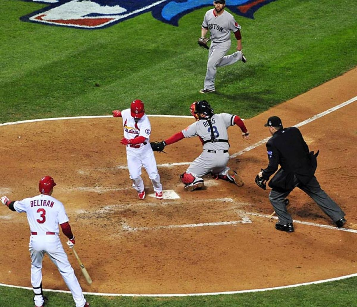 Red Sox 4, Cardinals 2