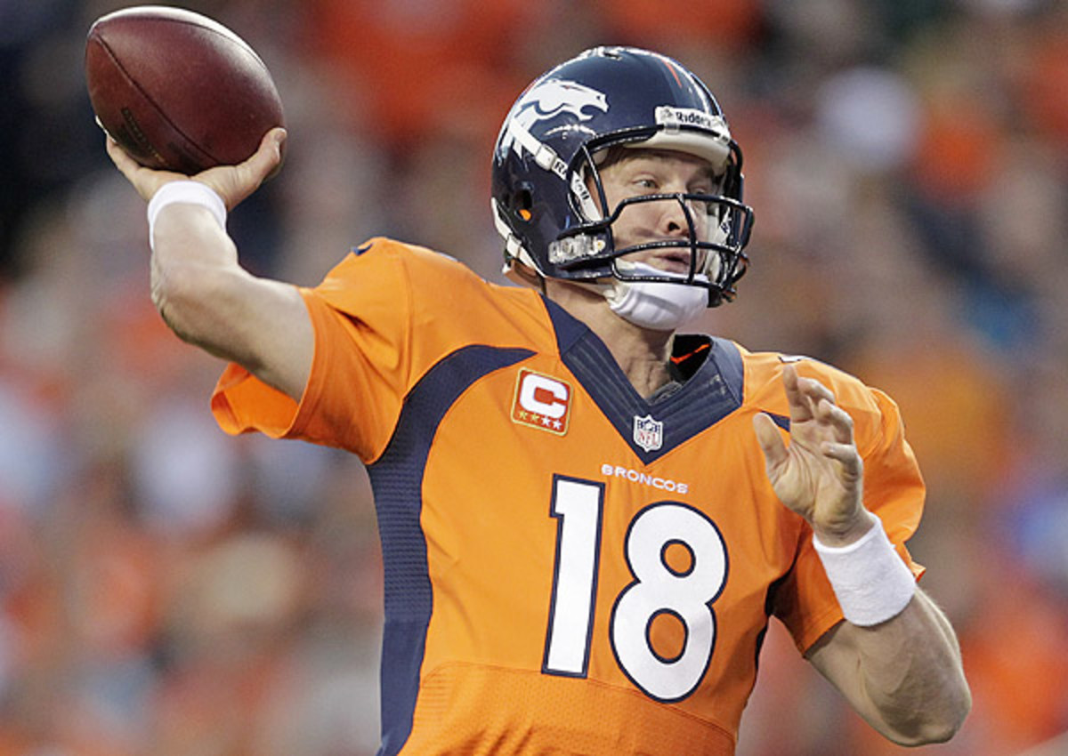 NFL Week 4 betting odds and analysis: Peyton Manning and the Broncos have been rolling this season. Can they keep it going against the Eagles?