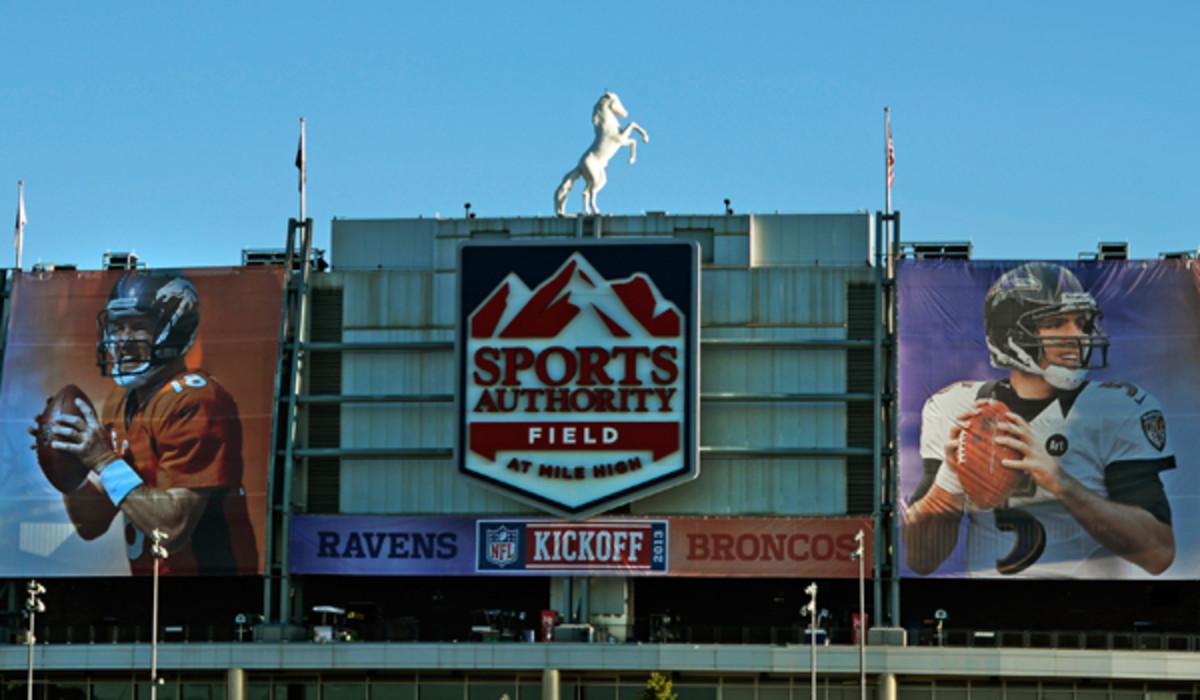 Sports Authority Field :: RJ Sangosti/Getty Images