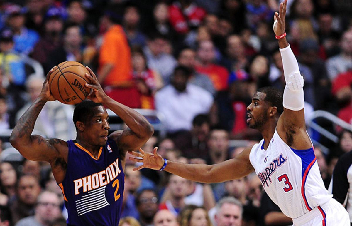 Once behind Chris Paul on the Clippers' depth chart, Eric Bledsoe has the Suns off to a surprising start.