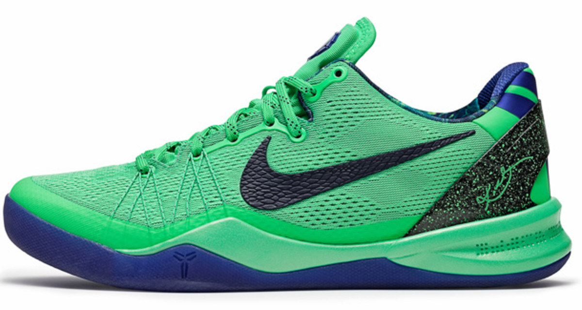 Kobe Bryant superhero Nike sneakers