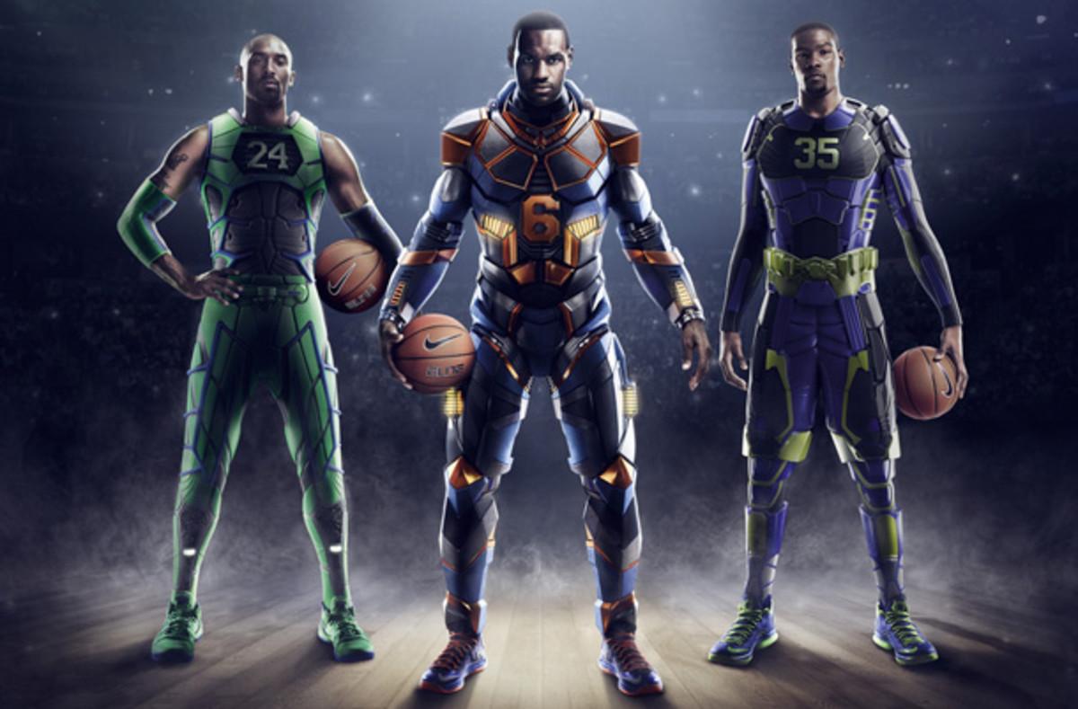 Nike superhero sneakers