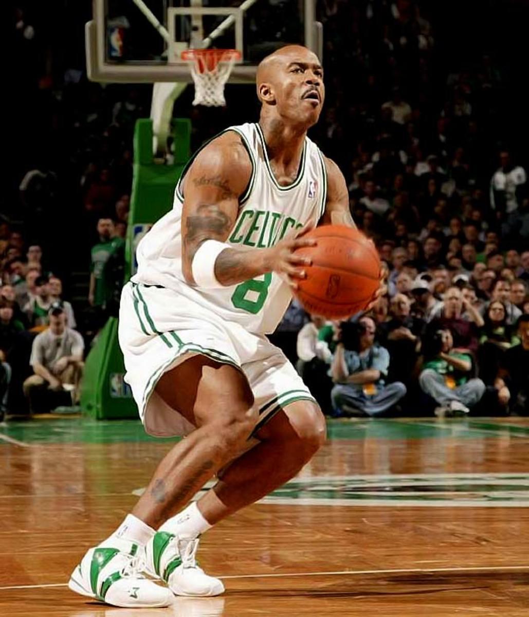 Stephon Marbury, Celtics