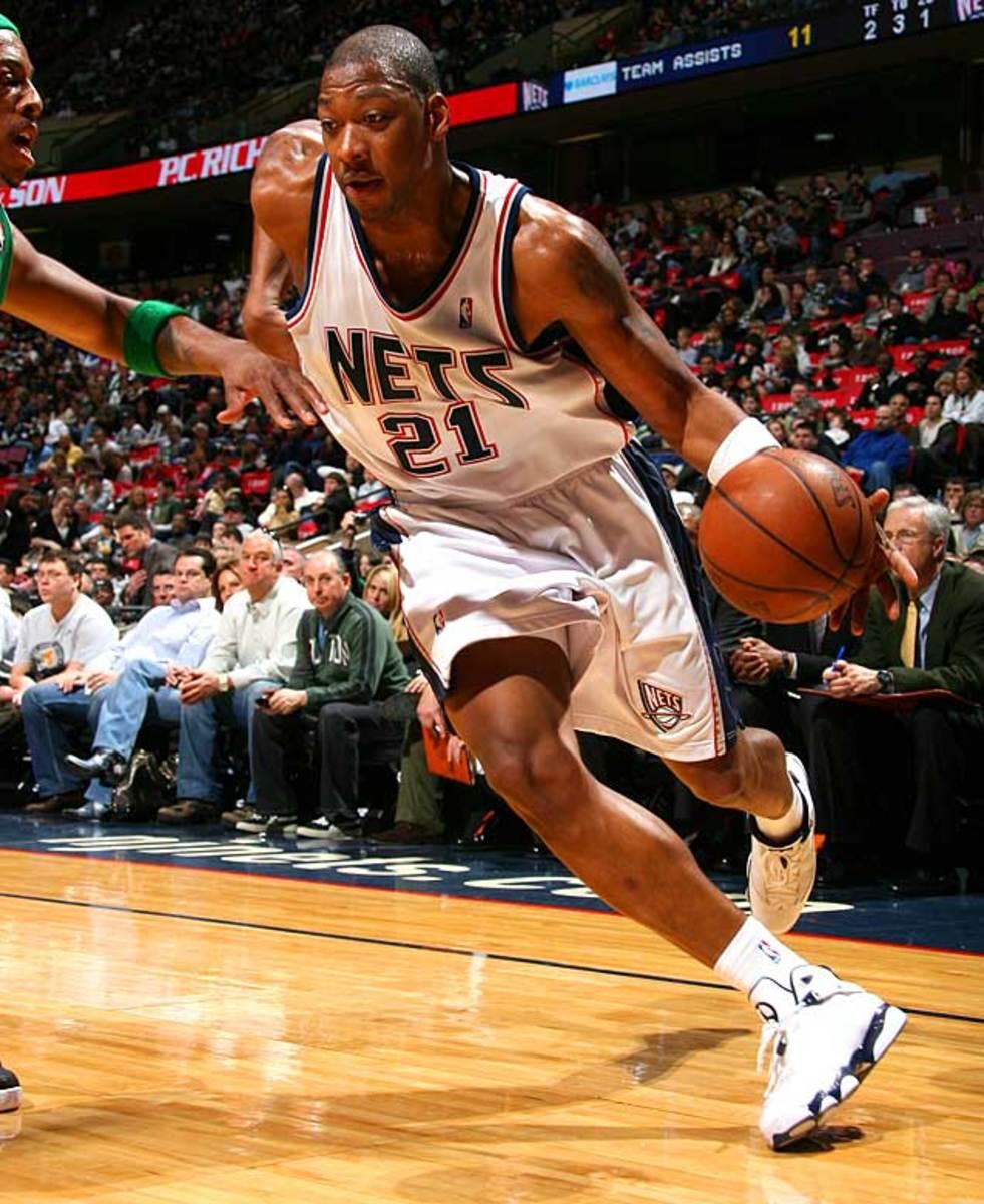 Bobby Simmons, Nets