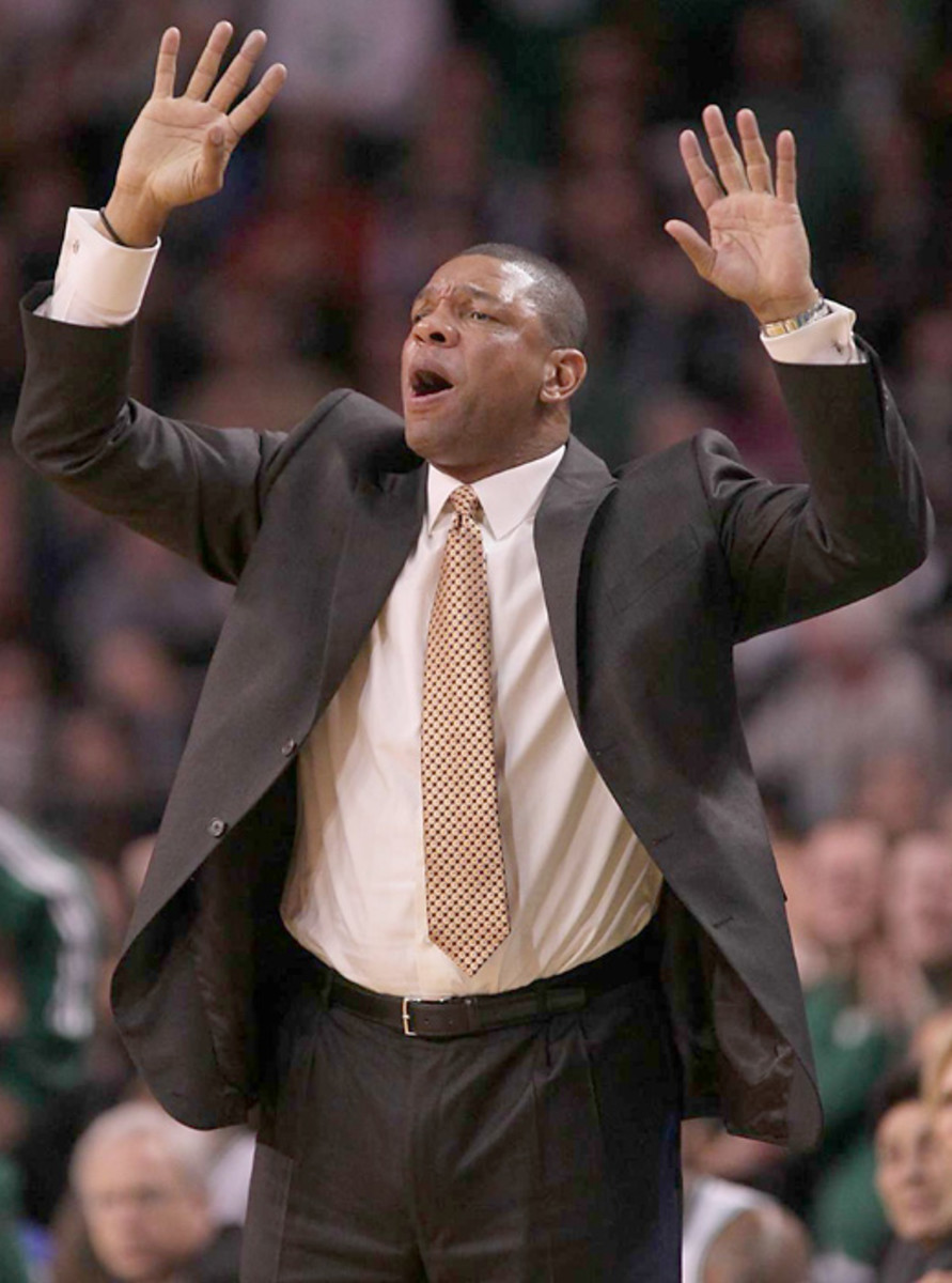 Doc Rivers, Celtics