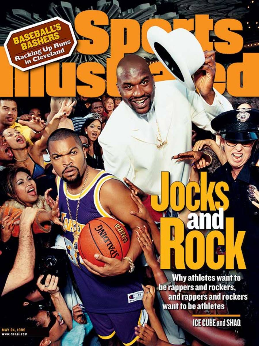 Shaquille O'Neal and Ice Cube