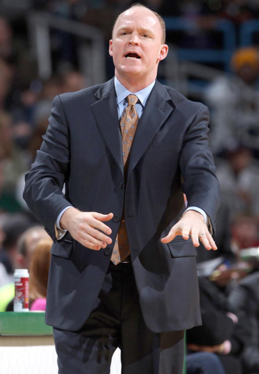 Scott Skiles, Bucks